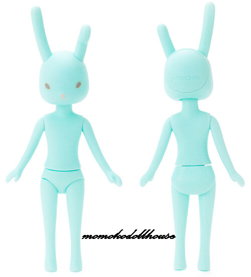 PETWORKS usagii Conejo Figura usaggie cuerpo desnudo 005