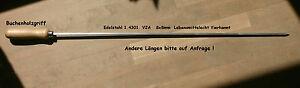 Grillspiess-BBQ-Churrasco-Grill-Edelstahl-89-cm-8x8mm-Edelstahl-Lebensmittelech
