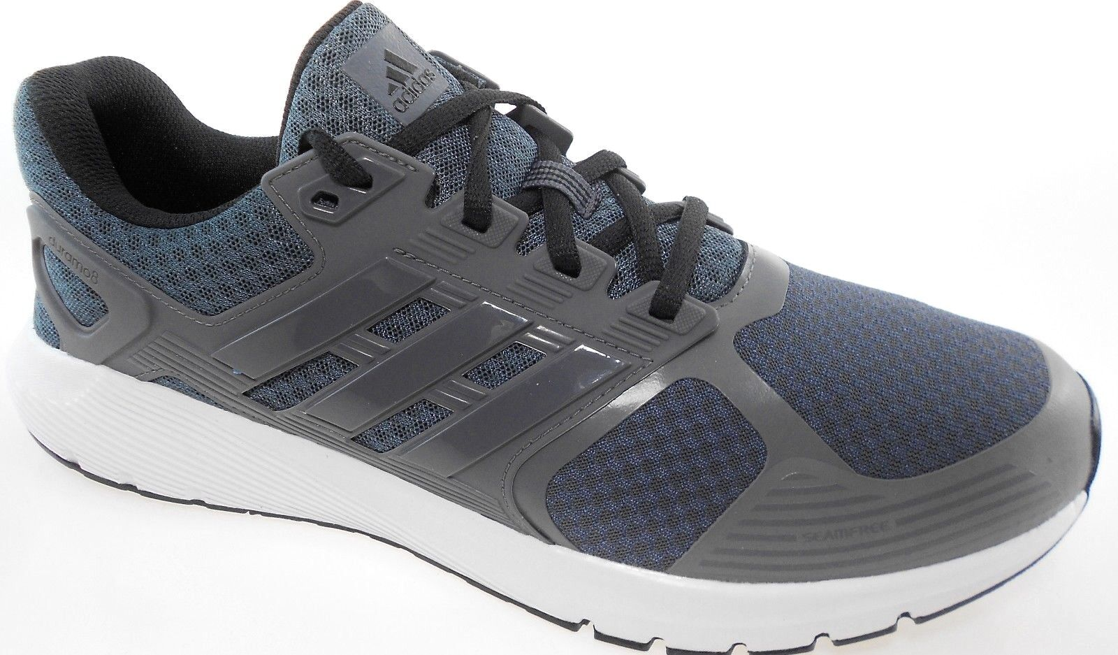 cc522651567 ADIDAS DURAMO 8 M CLOUDFOAM MEN S GREY RUNNING SHOES