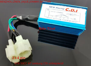 CDI-Steuergerat-Tuning-Offen-GY6-50cc-ZNEN-Chinaroller-ATV-Scooter-Retro-Roller