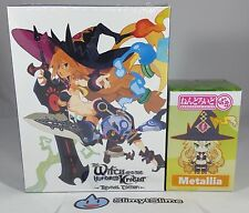 The Witch and the Hundred Knight: Revival LIMITED EDITION PS4 + Figure NEW RARE!
