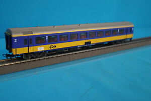 Marklin-4165-NS-Express-Coach-IC-Blue-Yellow-2-kl-OVP