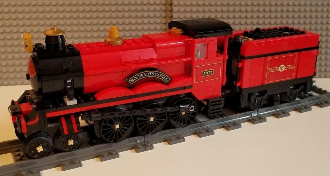 Lego 75955 Hogwarts Express w Powerot Up READ ITEM DESCRIPTION