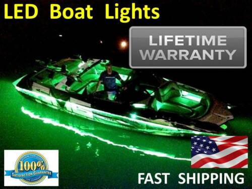 LED Boat LIGHTS /_/_/_/_/_ great CHRISTMAS gift for the boater or fisherman GIFT DC