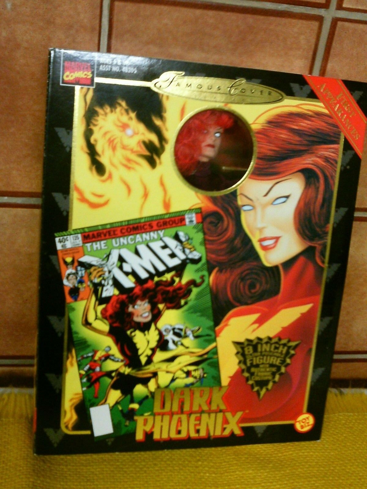 X -MEN  DARK PHOENIX FAMOUS COVER SERIES  8