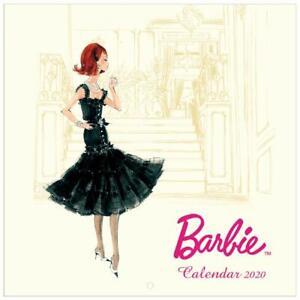 Japon-2020-Calendario-de-Pared-Barbie-L-S8517720