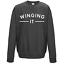 Winging-It-Sweatshirt-JH030-Sweater-Jumper-Funny-Cool-Slogan-Statement thumbnail 13