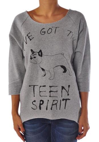 Femme Sweatshirts Preview Topwear Gris 951704m184259 5 q0tH4