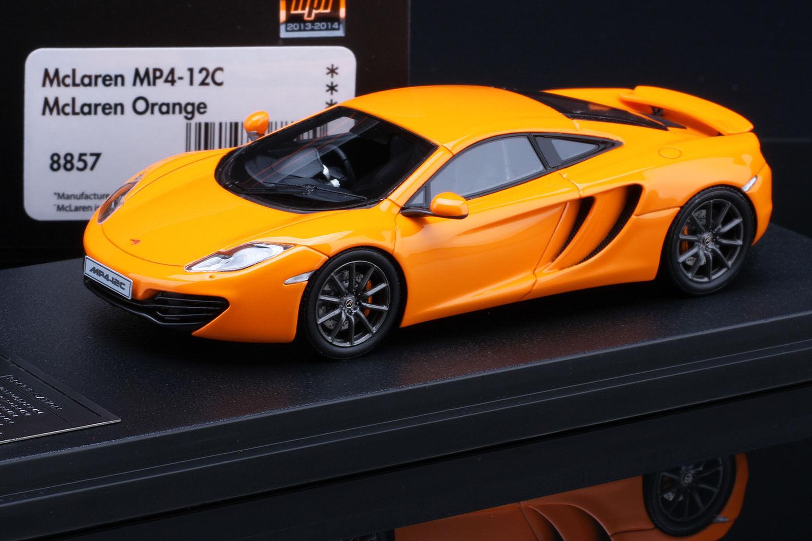Mclaren 12c   mclaren Orange   - hpi   8857 harz 1   43