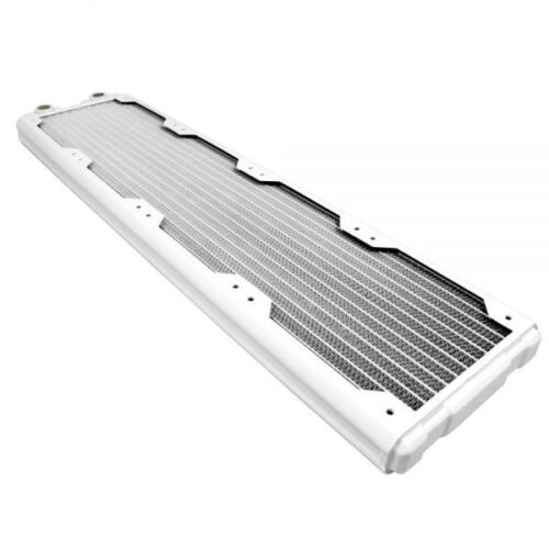 Black Ice Nemesis GTS 480 High Performance Radiator- Satin White