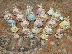 Josef-originals-birthday-girl-figurines-vintage