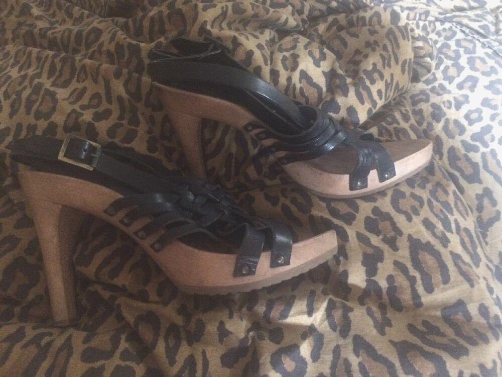 Sandales Sandales Sandales  Chloé negroes Soldes  mejor opcion