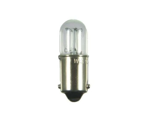 S+H Röhrenlampe Kleinröhrenlampe 10x28mm Sockel BA9s 220-240 Volt 3-4 Watt