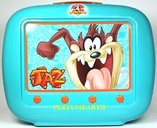 Taz By Looney Tunes 2 Pcs Set With 3.4oz. Edt Spray For Kids New In Box