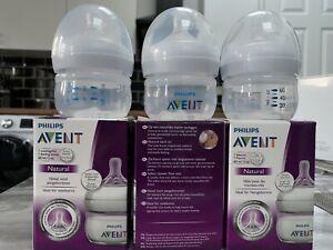 Philips Avent Natural Mini Baby Bottle 60ml