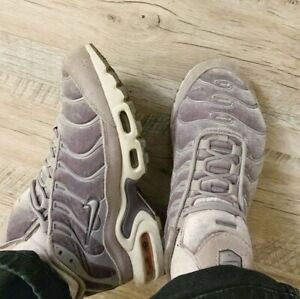 Details about Nike W Air Max Plus LX TN Suede Velvet Particle Rose Pink AH6788-600 Multi Size