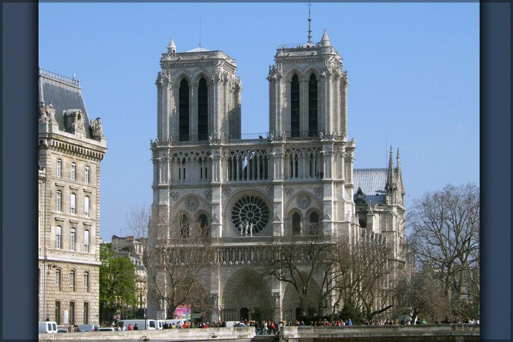 Poster, Many Größes; Notre Dame Cathedral