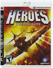 *NEW* Heroes Over Europe - PS3