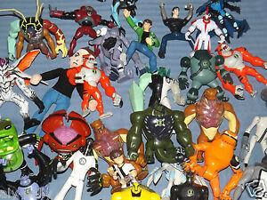 ben ten 10 characters action figures free uk postage large 6