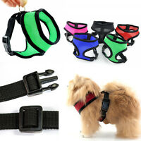 Pet Control Harness For Dog Puppy Cat Strap Soft Air Mesh Walking Collar Vest