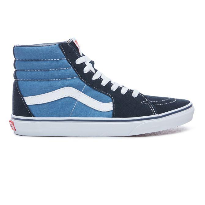 Vans Sk8-Hi Zapato (azul Marino)