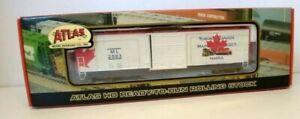 Atlas-Model-Railroad-Co-50-039-precision-Design-Box-Car-2003-HO-Scale