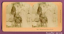 VUE STÉRÉO SCÈNE DE GENRE : COUPLE, LA LUMIÈRE DE L'AMOUR BRILLE ,1897 -G66