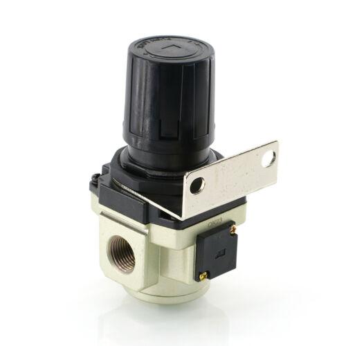 con sekundärentlüftung Regulador de presión regulador druckluftminderer rücksteuerbar
