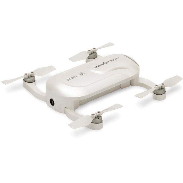 ZEROTECH DOBBY SELFIE GPS DRONE+WIFI FPV+4K 1080P VIDEO+13MP CAMERA