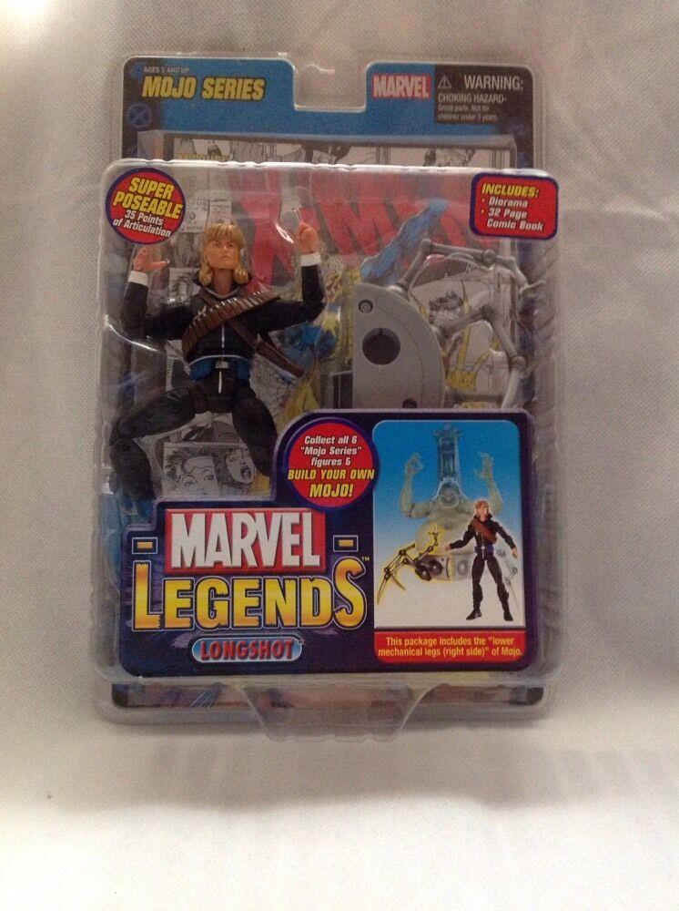 Marvel Legends Longshot figure 6-inch action figure