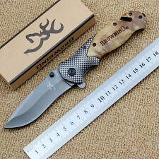 couteau de chasse-COUTEAU DE POCHE-CHASSE-SURVIE-TACTIQUE-survie-chasse-couteau