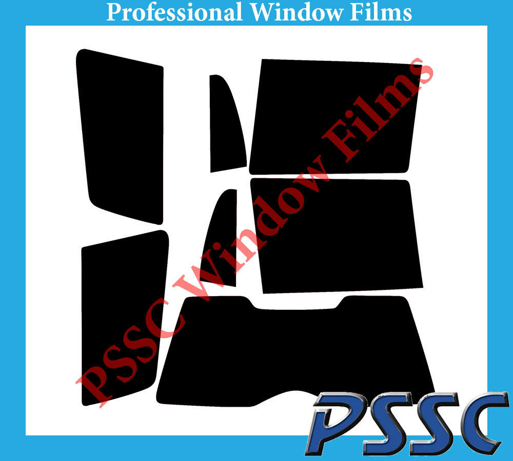 PSSC Pre Cut Rear Car Window Films - Ford Mondeo Estate 2001 to 2007