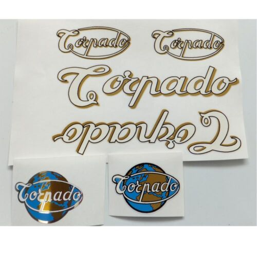 Early Torpado decal set