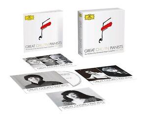 GREAT-CHOPIN-PIANISTS-CHOPIN-WETTBEWERB-WARSCHAU-11-CD-NEW-CHOPIN-FREDERIC