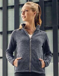 glissière de taille en laine fermeture à poches dames couleurs 3 Veste pour xxl tricotée polaire collier E7725 avec 8Pq5xSOw