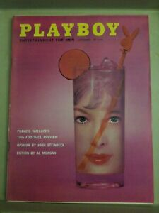 Playboy-September-1957-Very-Good-Condition-Free-Shipping-USA