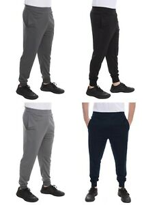 Men-039-s-Mesh-Dri-Fit-Pants-Athletic-Joggers-Light-Weight-Workout-Track-Gym-S-XXL
