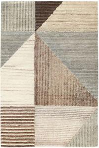 Teppich Heine Home Hochflor Teppich Natur Grau 70 140 Cm 005250 1