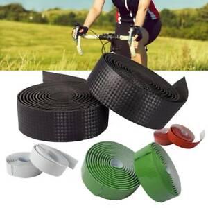 Bar Anti-Vibration Bike Straps Handlebar Tape Handle Belt Bicycle Grips Tapes