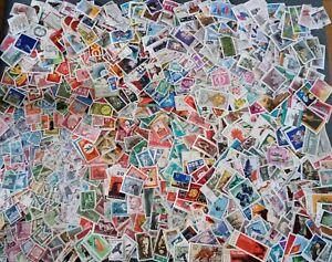 Germany East DDR, West (Bund) Berlin used Stamps 650+ No Duplication