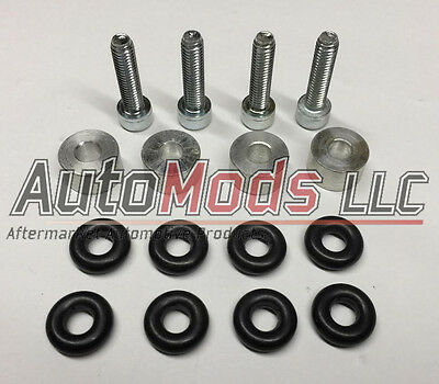 Fuel Injector O-Rings aftermarket injectors on ls2 manifold corvette gto orings