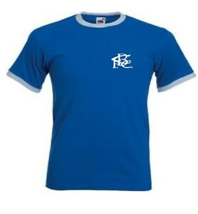 61bd7def691 Birmingham City Retro BCFC Football Club FC T-Shirt - All Sizes ...