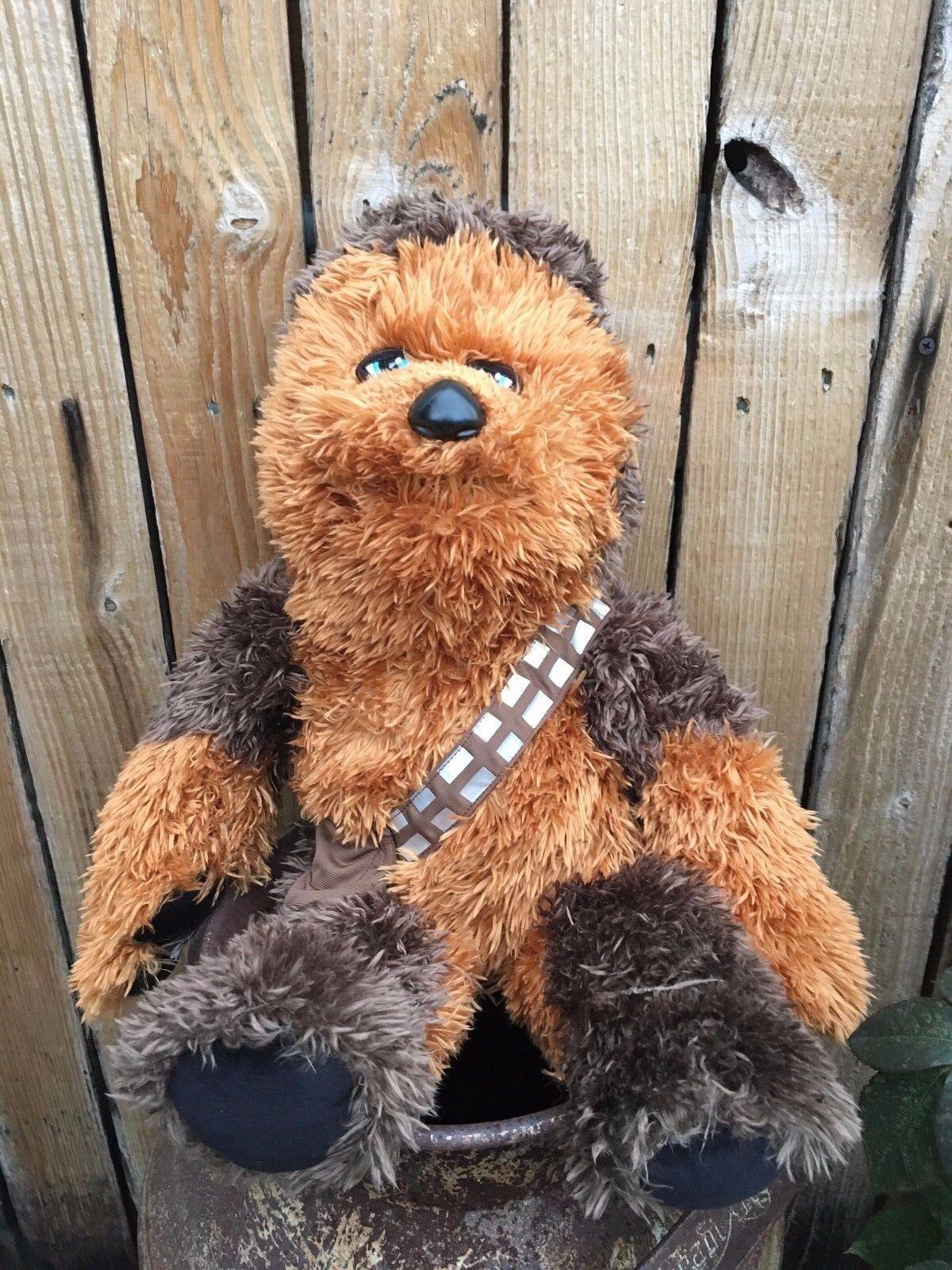 Build A Bear 18 In. Star Wars Chewbacca Bär Plüsch Ungefüllt Neu