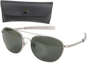Image is loading Military-Pilot-Aviator-Sunglasses-Air-Force-Pilots 96e37972507
