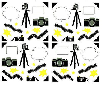 Grossmans Stickers Cameras Mrs