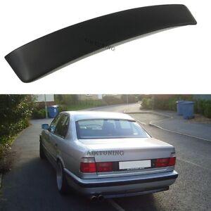 BMW-E34-5ser-Sedan-Rear-Window-Sunguard-Roof-Spoiler-Extension-Deflector-Visor