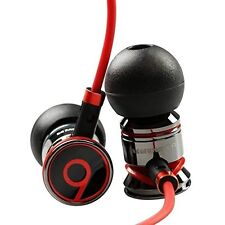 USA - Original Beats by Dr. Dre iBeats In-Ear Headphones Earphones BLACK Bulk