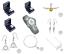 Harry-Potter-Official-The-Carat-Shop-Swarovski-Jewellery-Range thumbnail 1