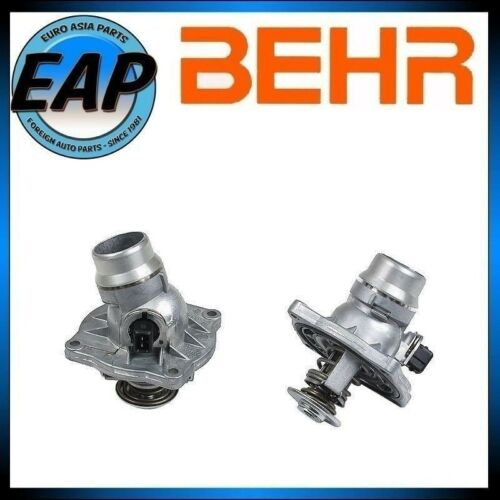 For BMW 540I 740I 740IL X5 Z8 E38 E39 Range Rover OEM Behr Thermostat w// Housing