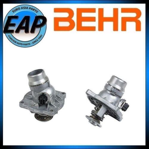 For BMW 540I 740I 740IL X5 Z8 E38 E39 Range Rover OEM Behr Thermostat w// Housing